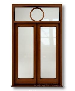 Exterior Solid Wooden Door Glass Door pictures & photos