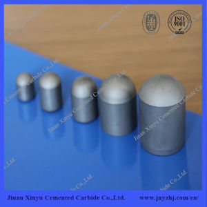 Ballistic Type Tungsten Carbide Buttons for DTH Bits pictures & photos