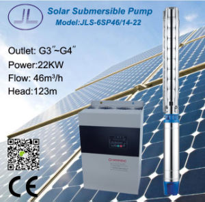 916L 6SP46 Submersible Centrifugal Solar Water Pump pictures & photos