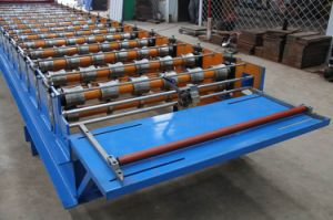 Roof Sheets Roll Forming Stations pictures & photos