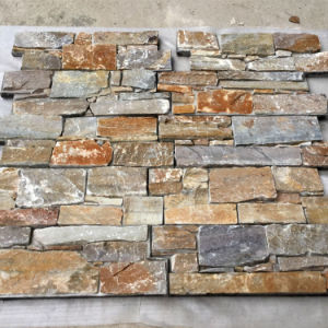 Chinese Factory Local Quarry Natural Stone Cladding (SMC-CC172) pictures & photos