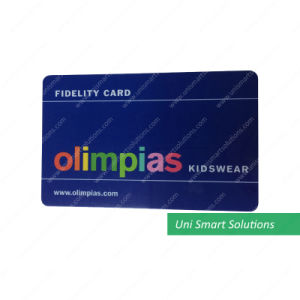 S50 Contactless Chip Card as ID Card