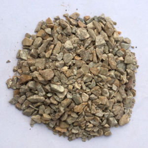 Yellow Mechanism Gravel Pebbles Stone (SMC-MPY003) pictures & photos