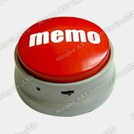 Easy Button, Voice Recorder, Sound Recording Module (S-2012) pictures & photos