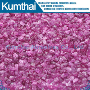 High Efficiency Pink Fused Alumina (PA) pictures & photos