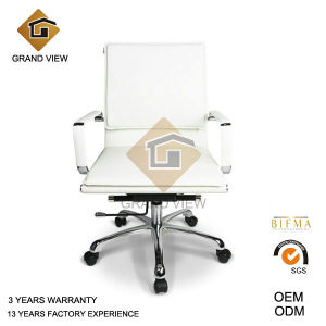 White Leather Aviator Office Designer Chairs (GV-OC-L305) pictures & photos
