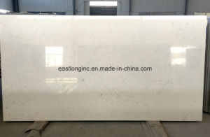 Marble Color Artificial Quartz Stone Solid Surface for Building Material pictures & photos