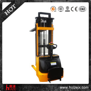 24V/135ah Battery Powered Electric Stacker (Model No. HZCDD1016-02)