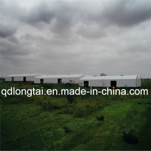 Strong Construction Steel Prefabricated Building pictures & photos