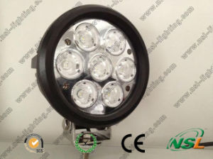 70W LED Car Light for Offroad Lighting, 70W LED Headlight pictures & photos