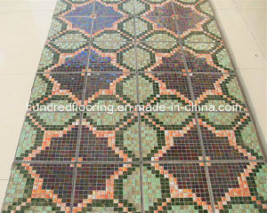 Customized Mosaic Pattern Wall Tile (HMP795) pictures & photos