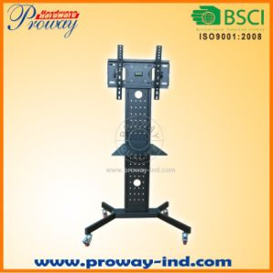 """Modern TV Trolley Stand for 14""""-40"""" Tvs pictures & photos"""