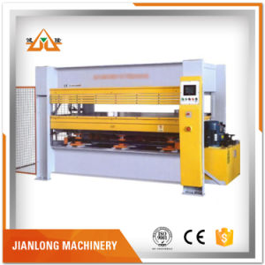 Woodworking Hot Press Machine (BY214X8/16 (3) H) pictures & photos