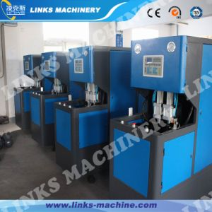 Semi-Auto Plastic Bottle Blowing Machine pictures & photos