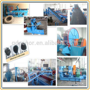 Zps-1200 /Zps-900 Tyre Shredder Pulverizer Crusher & Tire Shredder pictures & photos