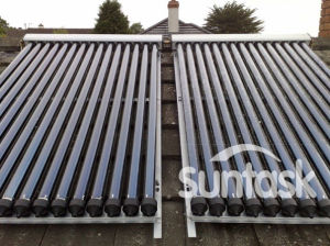 Suntask Solar Collector with Heat Pipe for Swimming Pool Heating (SCM15-58/1800-01) pictures & photos
