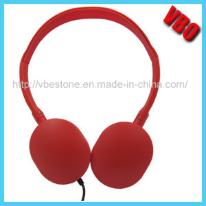 Factory Wholesale Disposable Headphone, Airline Headset, Cheap Headphone pictures & photos
