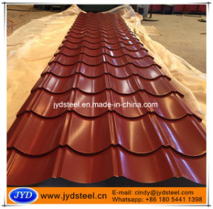 1035mm Width Type PPGI Roof Tile pictures & photos