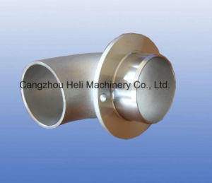 OEM Stainless Steel Special Elbow with Plate pictures & photos