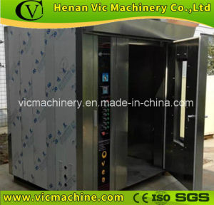 All stainless steel electric cake, bread baking oven machine with 130kg/h pictures & photos
