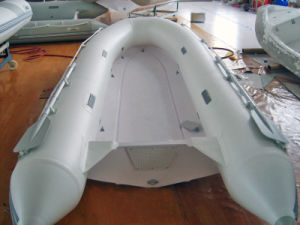 Fishing Boat with Ce Qingdao Sale Rib 400