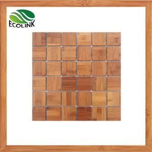 Bamboo Wall Tile Bamboo Mosaic pictures & photos