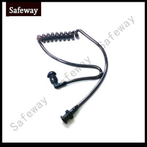 Acoustic Tube for Two Way Radio Surveillance Kit Earpeice pictures & photos