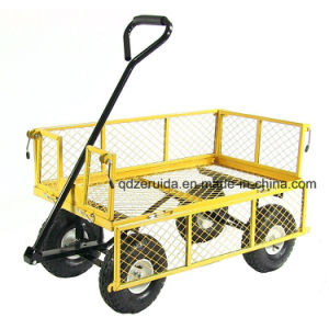 Used for Holding Flowerpots Garden Cart (TC4205G) pictures & photos