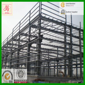 Qingdao Port Delivery High Quality Steel Structure Warehouse pictures & photos
