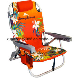 Promotional Top Grade Mini Folding Beach Chair pictures & photos