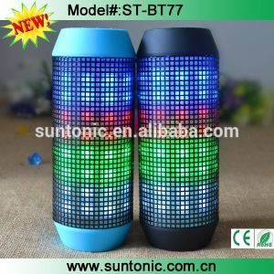 Portable Super Bass Wireless Light up Speaker
