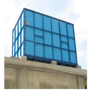 Enamelled Steel Water Tank Water Container Water Treatment Plant pictures & photos