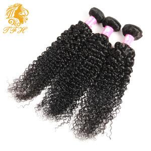 Malaysian Virgin Hair 4 Bundles Kinky Curly Virgin Hair Weave 7A Malaysian Curly Hair Tissage Malaysian Kinky Curly Virgin Hair pictures & photos