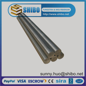 High Purity Machined Molybdenum Rod, Polished Moly Bar pictures & photos
