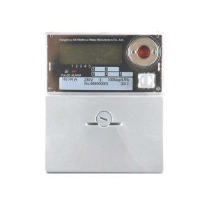 Single Phase Electronic Energy Meter (XLE12 Type110)