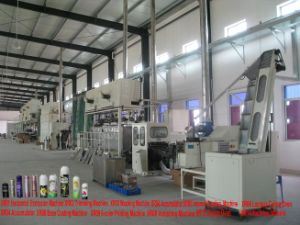 Aluminium Aerosol Can Production Line pictures & photos