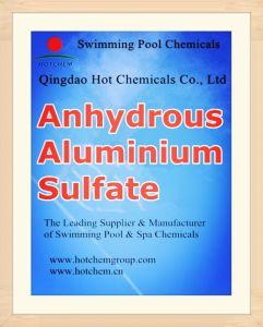 Anhydrous Aluminium Sulfate Flocculant (Burnt Alum) CAS 10043-01-3 pictures & photos