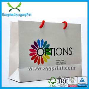 Custom Paper Shopping Bag for Cloth & Packaging pictures & photos