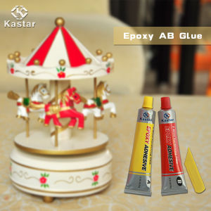 Two Components No Smell Epoxy Ab Glue Adhesive for Granite pictures & photos