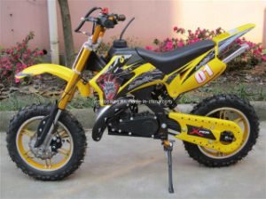 49cc Sport Dirt Bike with Security Muffler Et-Db001 pictures & photos