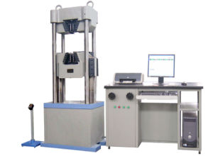 Computer Servo Material Universal Testing Machine Zlrc pictures & photos