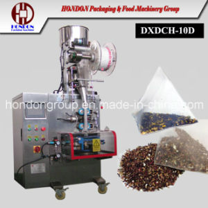 Pyramid Tea Bag Machine Overwrap (DXDCH-10D) pictures & photos
