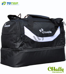 Newest Sport Gear Duffel Bag with Aparted Pad Sponged
