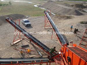 Large Capacity Rubber Conveyor Belt for Mining Plant pictures & photos