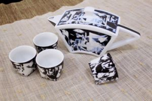 Tableware Ceramic Teapot Gift Set (CC-TP19)
