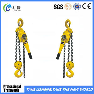 Approved Hand Pulling Va Chain Block for Lifting pictures & photos