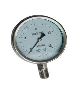Stainless Steel Pressure Gauge Meter