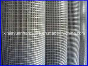 Hot DIP/ Electro Galvanized Welded Wire Mesh pictures & photos