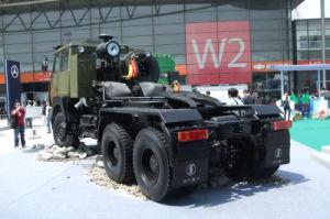 Military off-Road Truck 6*6 Full Drive