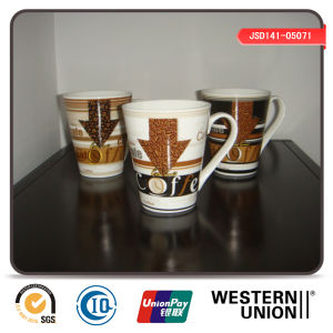 New Bone Mug with Arrow Design for Daily Use pictures & photos